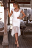 Giselle Dress - White