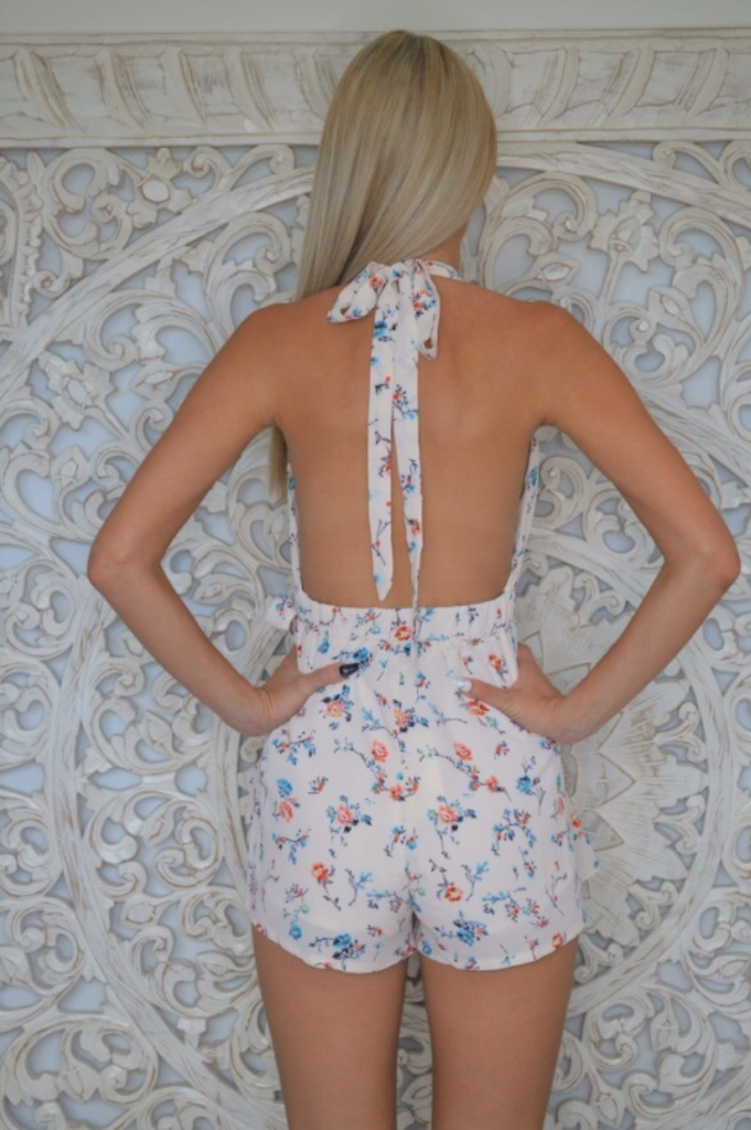 Poppy Playsuit