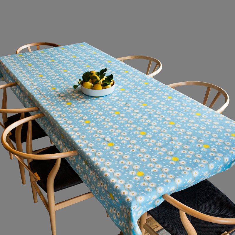 TABLECLOTH: DANDELION ORGANIC COTTON, 6 SEATER, 8 SEATER