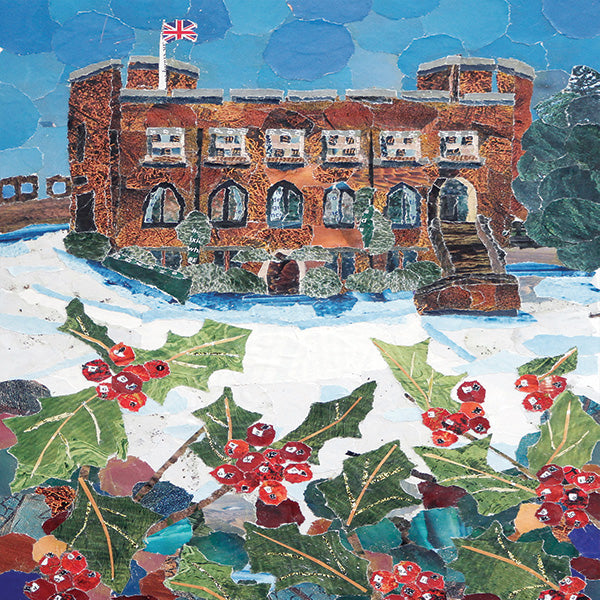 Shrewsbury Castle Mini Print