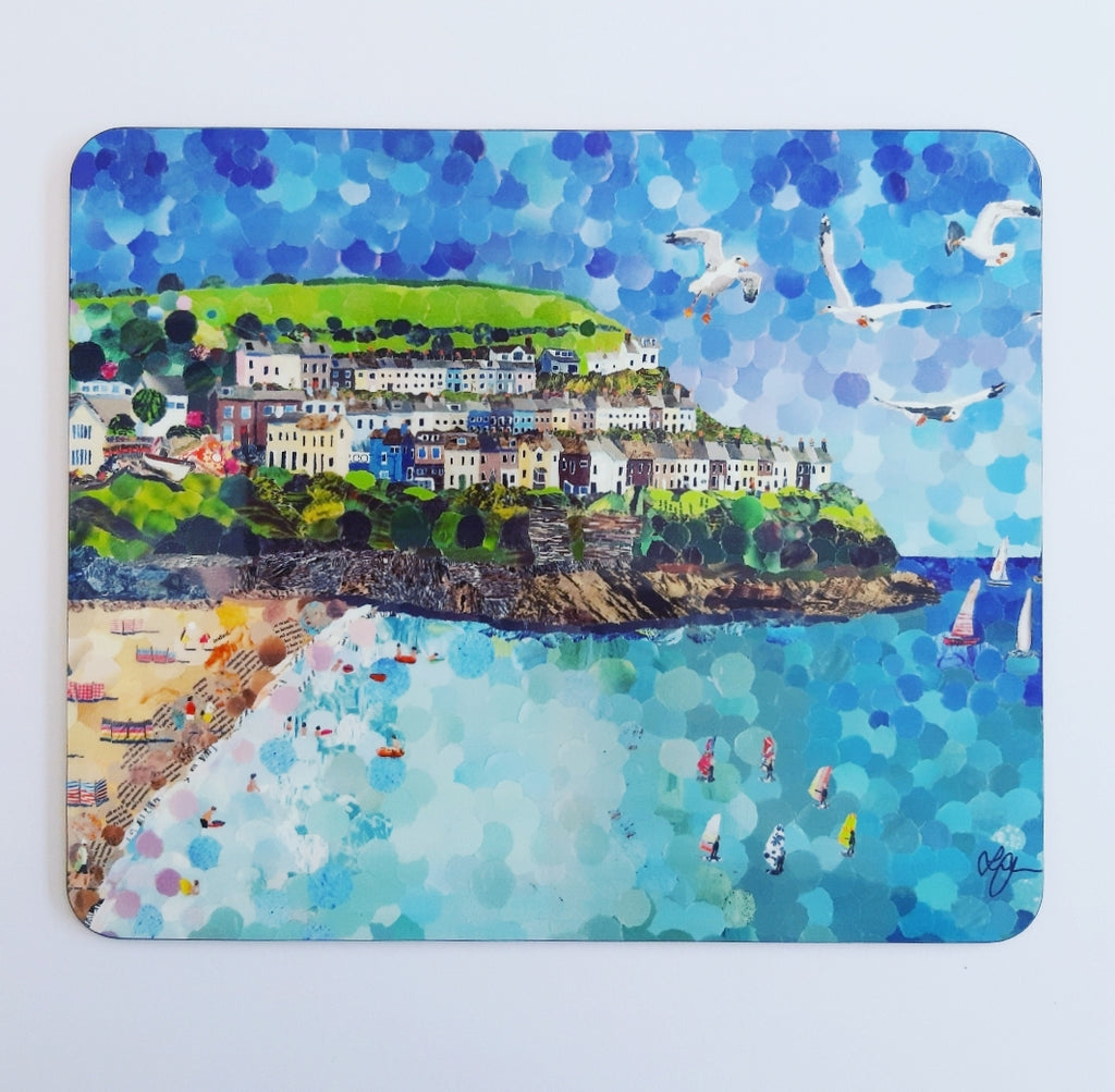 New Quay, Wales Placemat