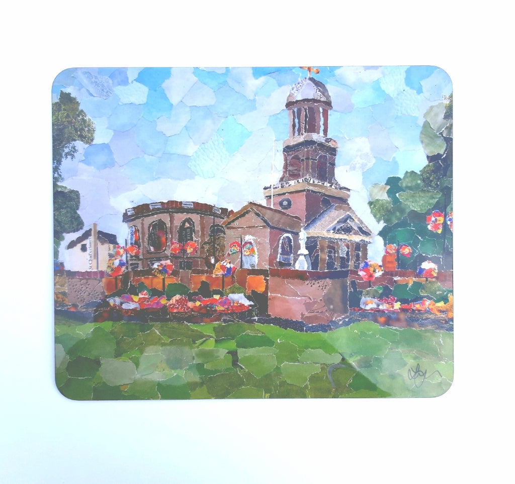 St. Chads Church, Shrewsbury Placemat