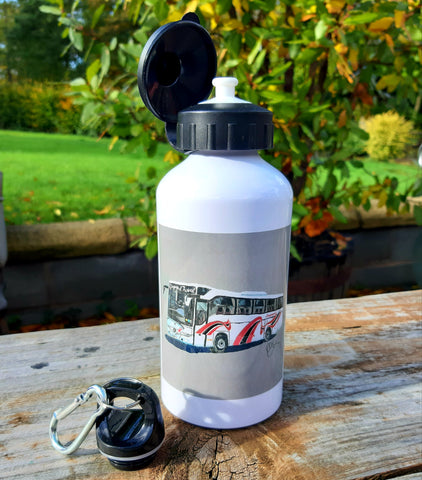 Longmynd Travel Water Bottle
