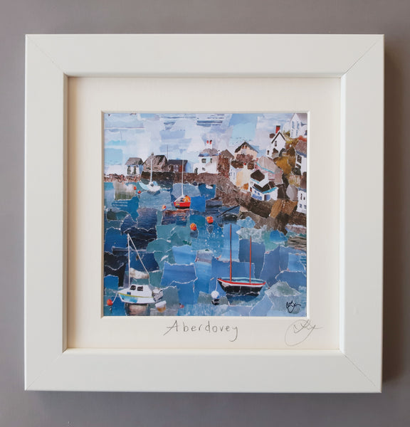 Aberdovey Mini Print Framed
