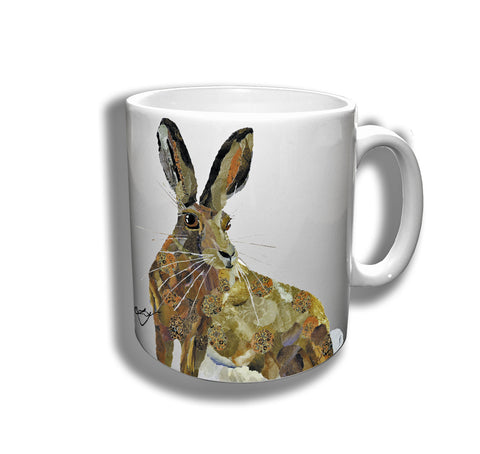 Heather the Hare Ceramic Mug