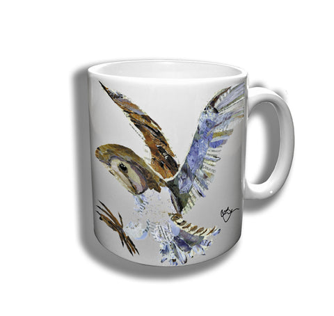 Opal the Owl Ceramic Mug