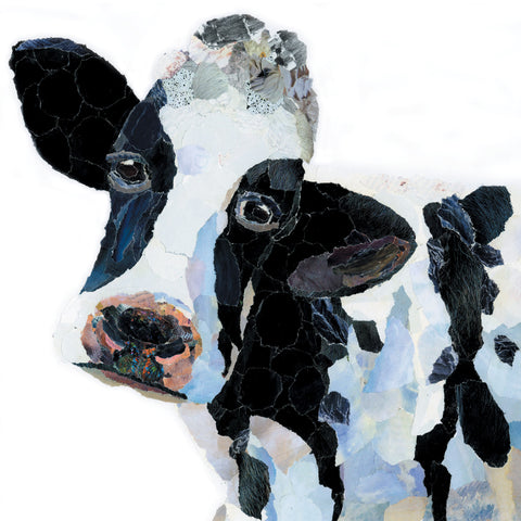 Clarissa The Cow Print