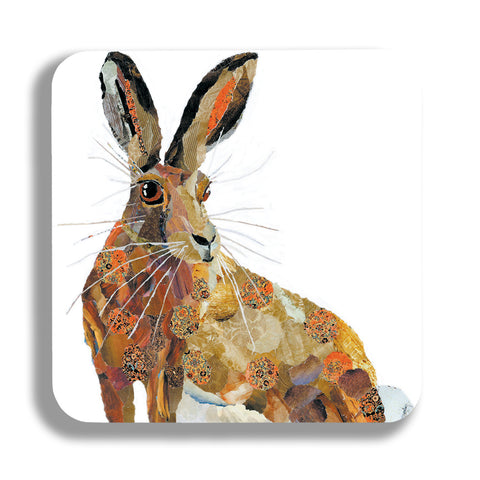 Heather the Hare Coaster