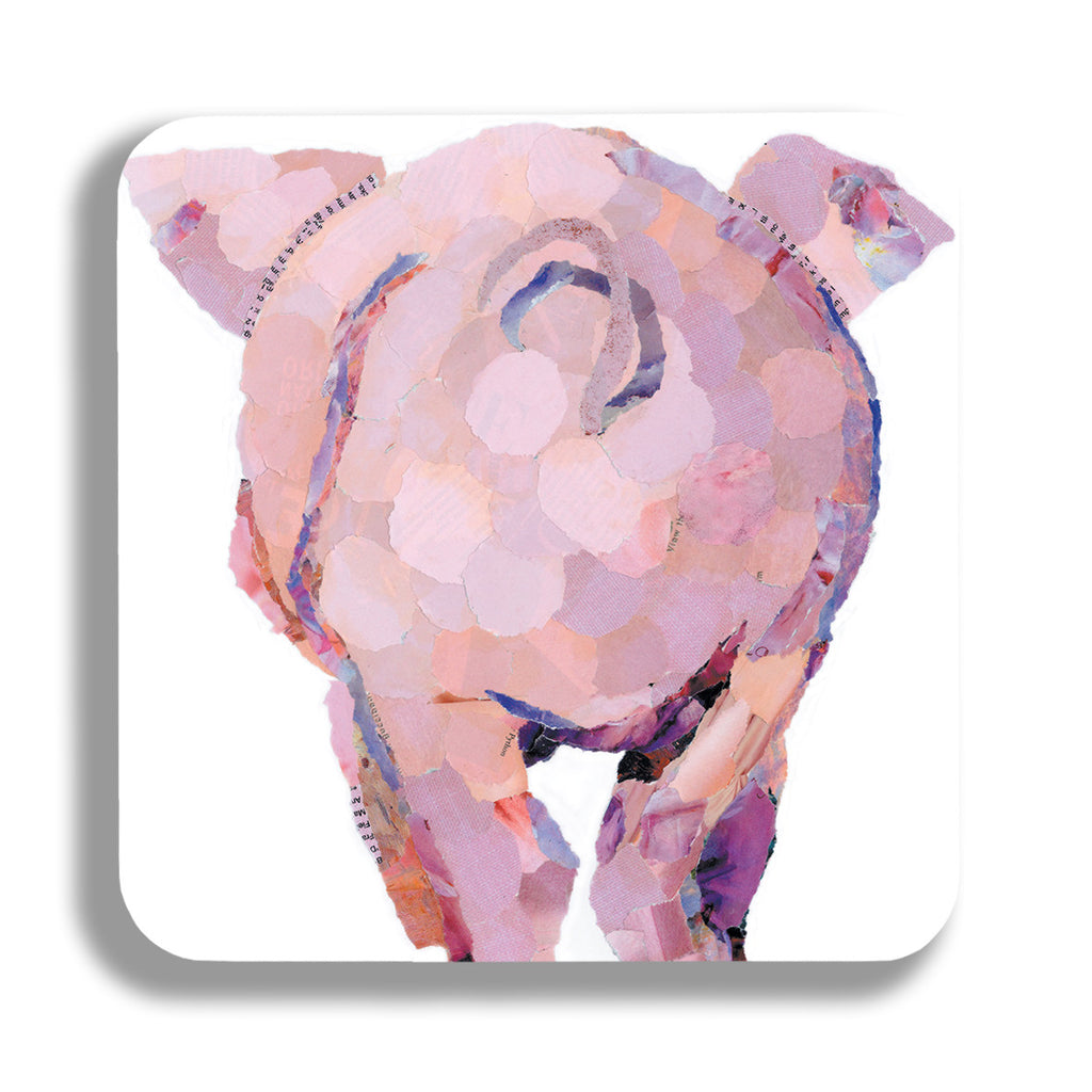 Preston the Pig Coaster