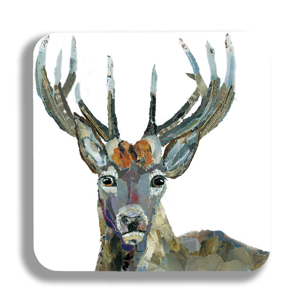 Sebastian the Stag Coaster