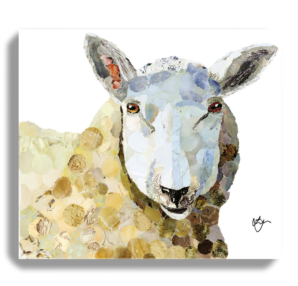 Stella Sheep Placemat