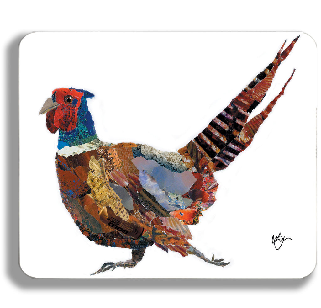 Parker the Pheasant Placemat