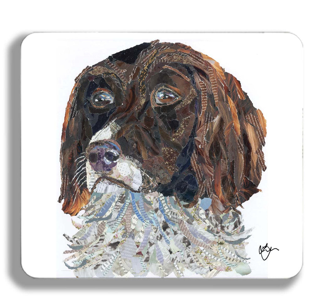 Springer Spaniel Dog Placemat