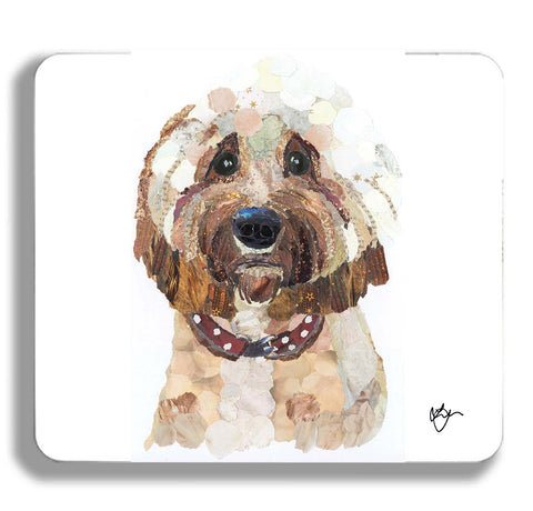 Cavapoo Dog Placemat