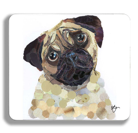 Pug Placemat