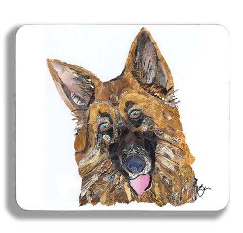 Alsatian Dog Placemat