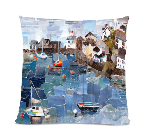 Aberdovey 18X18 Faux Suede Cushion