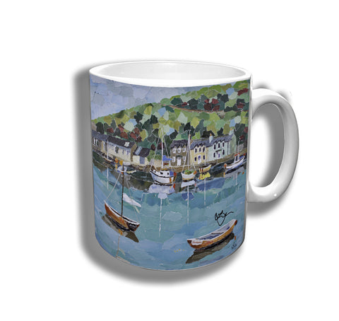 Fishguard Ceramic Mug