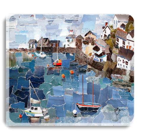 Aberdovey, Wales Placemat
