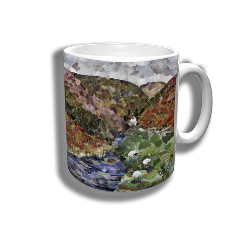 Carding Mill Valley Ceramic Mug