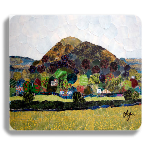 Pontesford Hill Placemat
