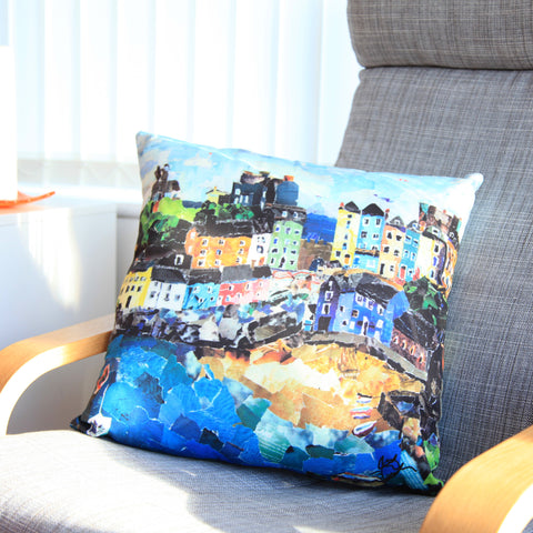 Tenby Featured Cushion