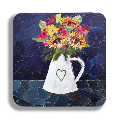 Autumn Still Life Coaster