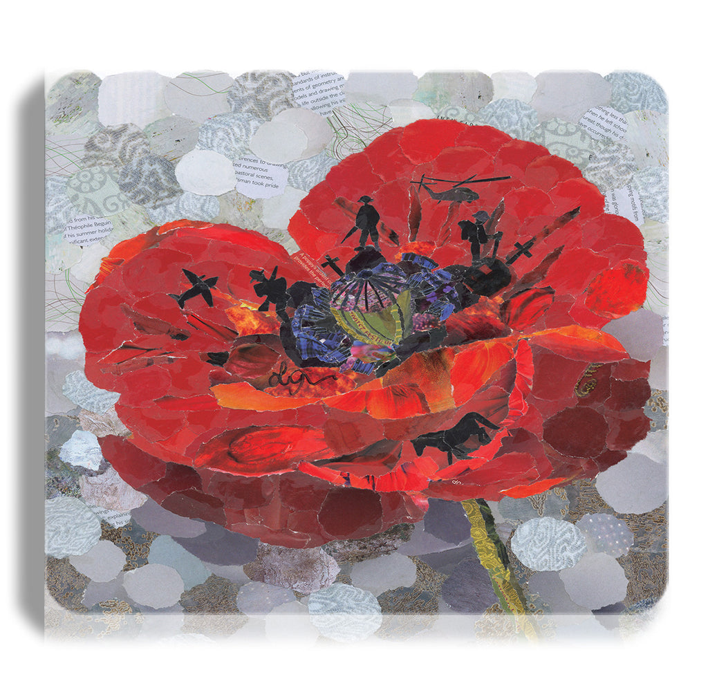 Poppy Placemat
