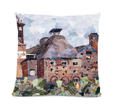 Flaxmill 18X18 Faux Suede Cushion