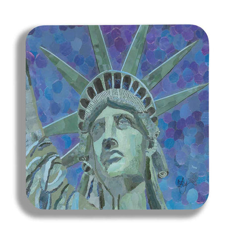Statue Of Liberty Coaster