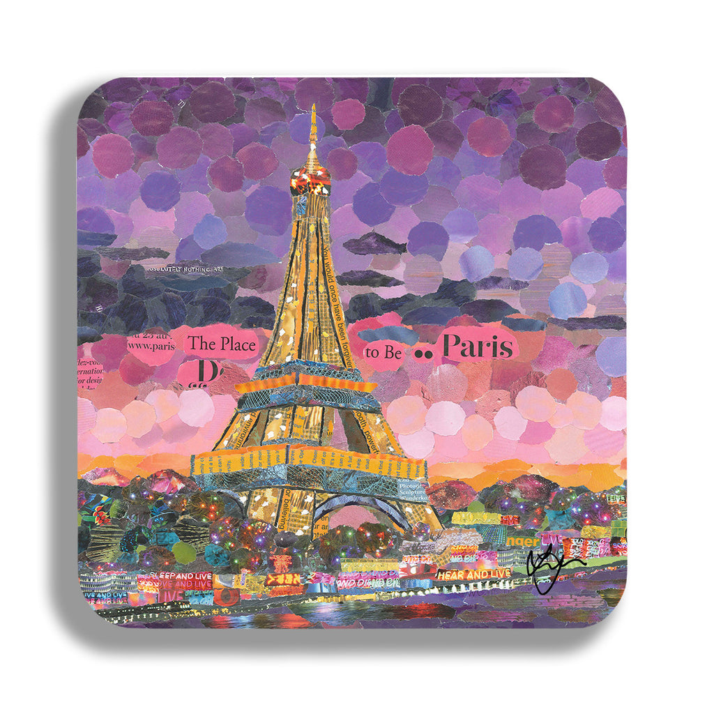 Eiffel Tower, Paris Coaster