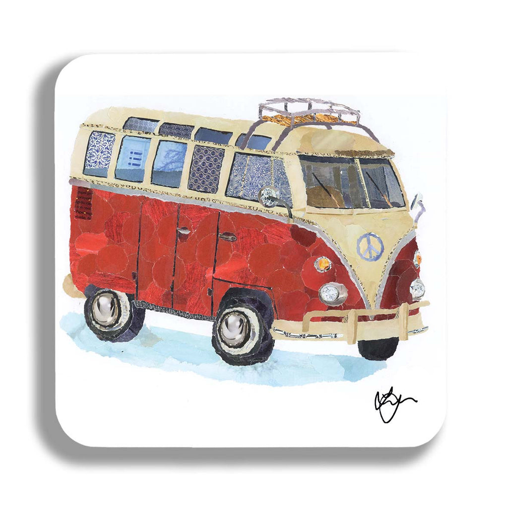 Ruby the Camper Placemat