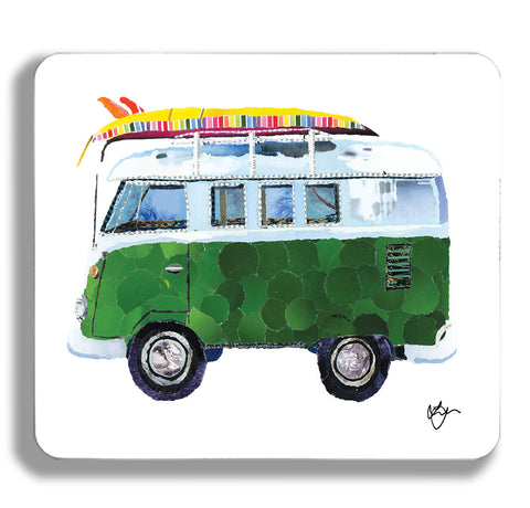 Flash The Camper Van Placemat