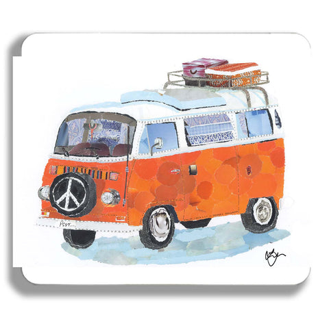 Otto the Camper Placemat