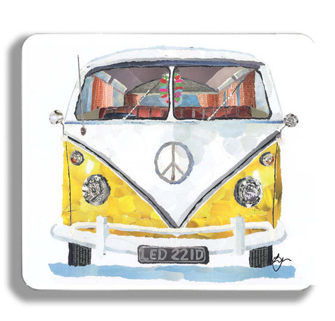 Buttercup the Camper Placemat