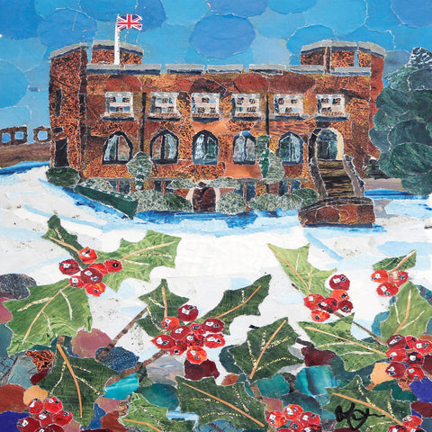 Shrewsbury Castle Card
