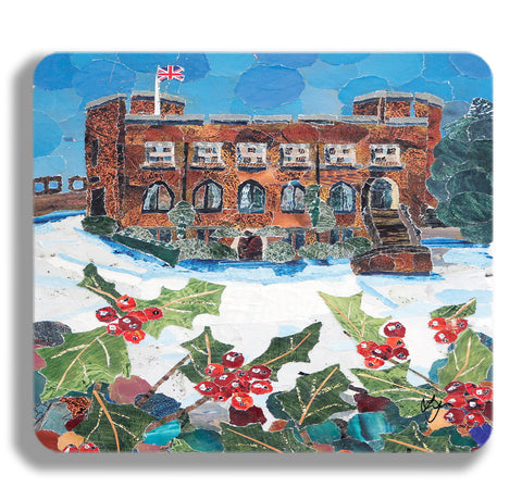 Winter In Shropshire Placemat
