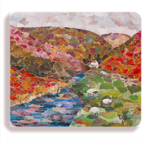 Carding Mill Valley, Shropshire Placemat