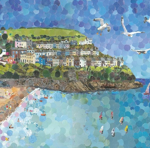 New Quay, Wales Card