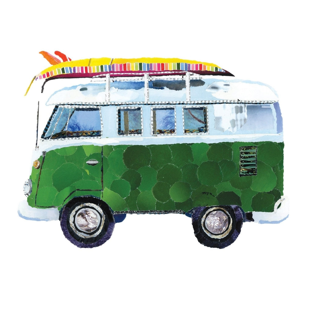 Flash the Camper Mini Print