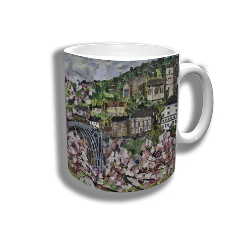Ironbridge Ceramic Mug