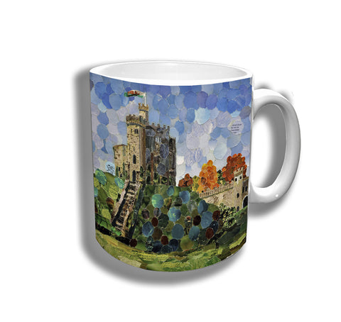 Norman Keep Ceramic Mug