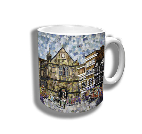 The Square Ceramic Mug