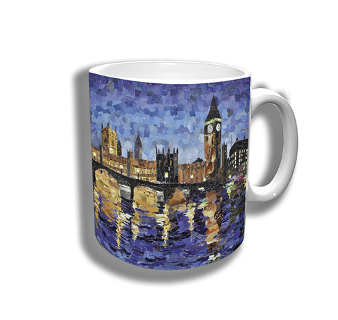 Westminster Ceramic Mug