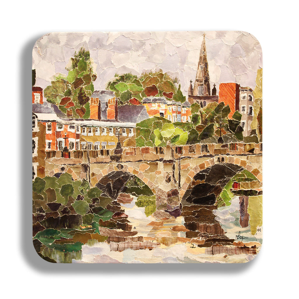 English Bridge, Shrewsbury Coaster