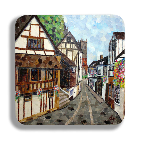 Fish Street, Shrewsbury Coaster