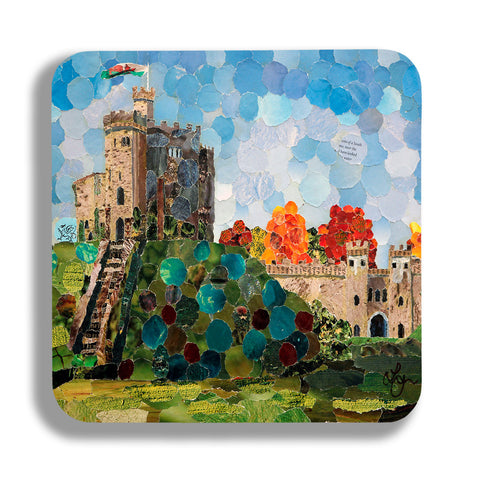 Norman Keep Coaster