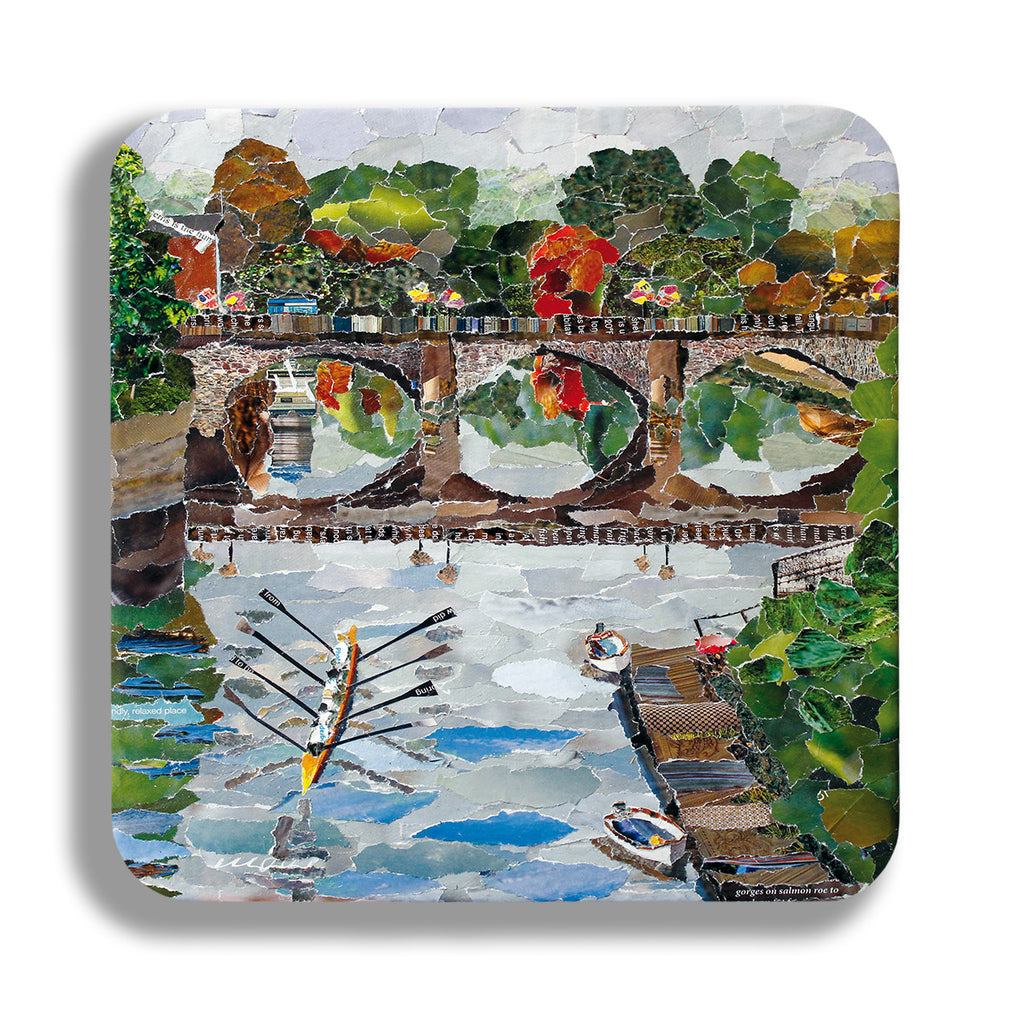 Welsh Bridge, Shrewsbury Coaster