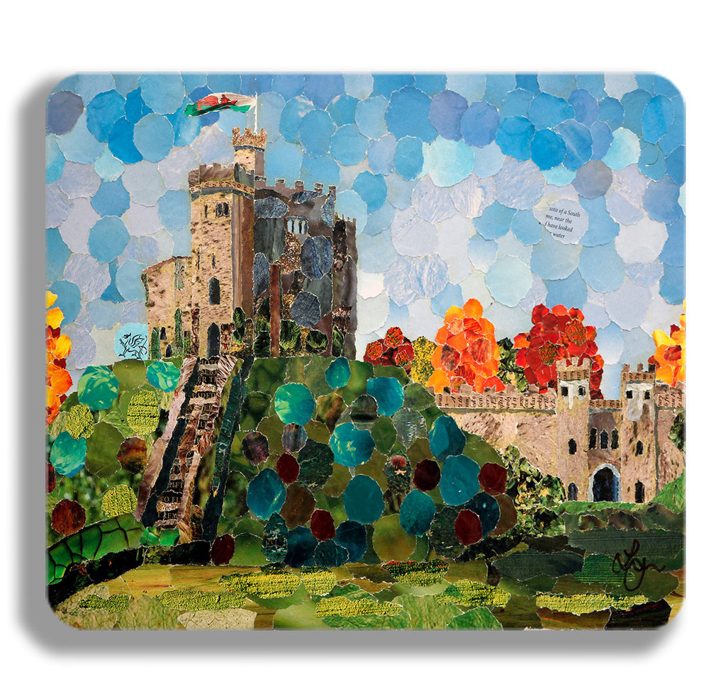Norman Keep Placemat