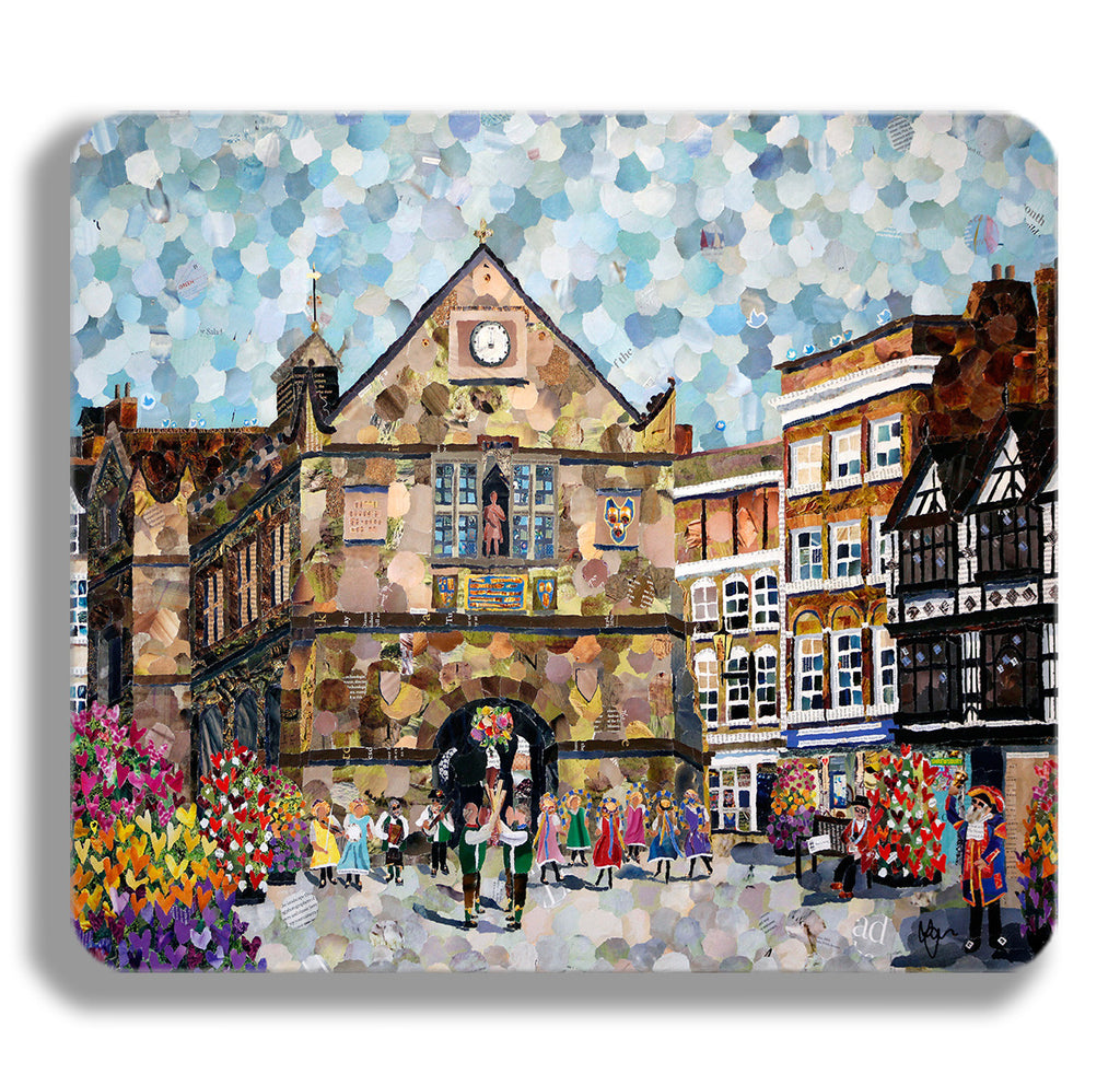 The Square Shrewsbury Placemat